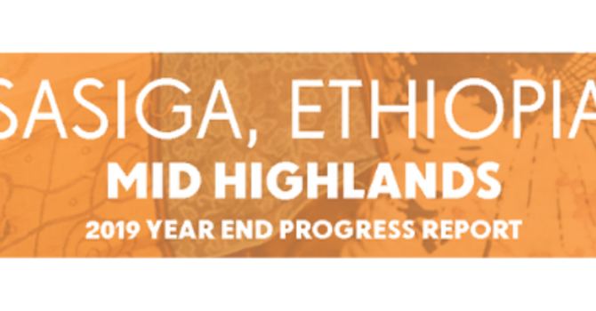 Sasiga Ethiopia 2019 Year End Report image