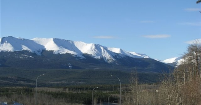 GRANDE CACHE OUR MOUNTAIN OF PEACE