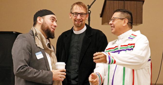 Christian-Muslim Dialogue image
