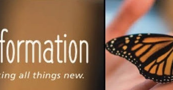 Part 2b:  The Transformation by Salvation