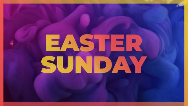 Easter Sunday 2020