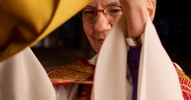 Feature Profile of Archbishop Skelton in MONTECRISTO Magazine image