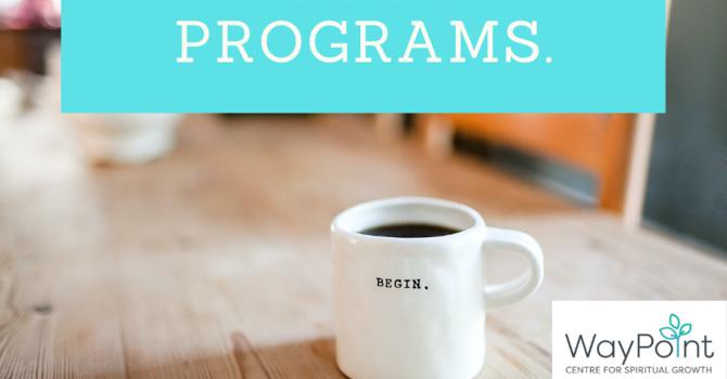 August programs image