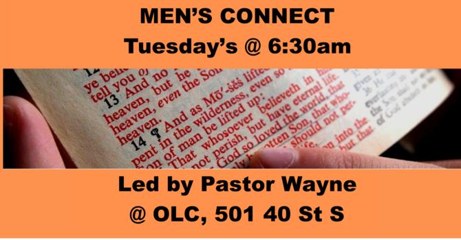 Men's Connect Tuesdays