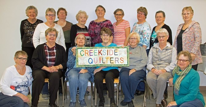 Creekside Quilting Group