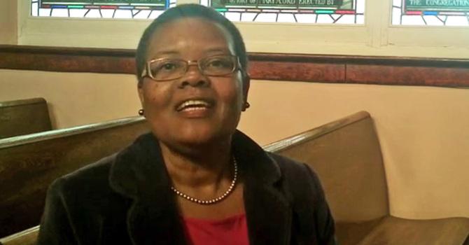 Margaret Sentamu