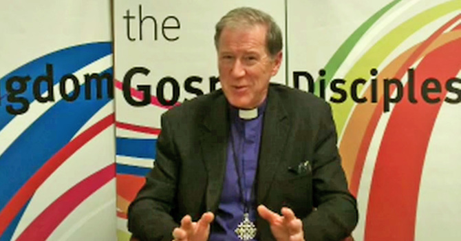 The Most Rev. Fred Hiltz