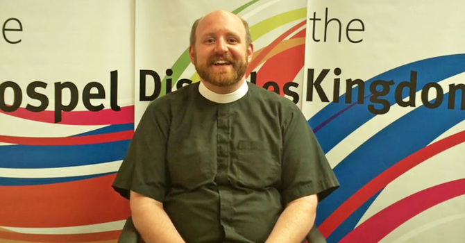 The Rev. Steve London