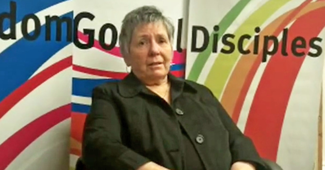 The Rev. Sheila Hagan-Bloxham