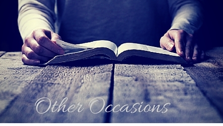 Other Occasions