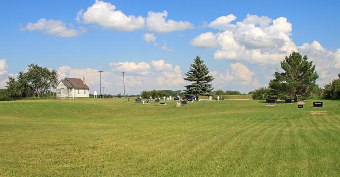 Cemeteries Tell Story of Community Beginnings