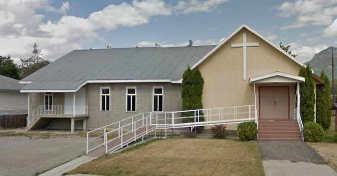 Golden Pentecostal Tabernacle