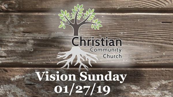 Vision Sunday 2019