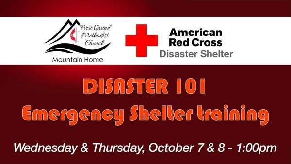 Disaster 101 Training
