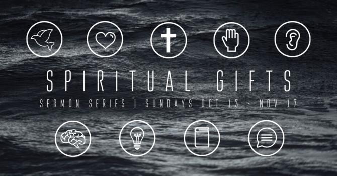Spiritual Gifts image