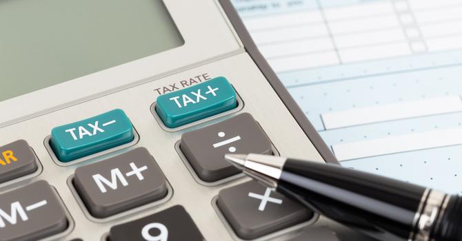2018 Donation Tax Receipts image