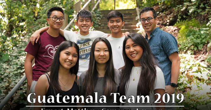 Guatemala Youth Missions image