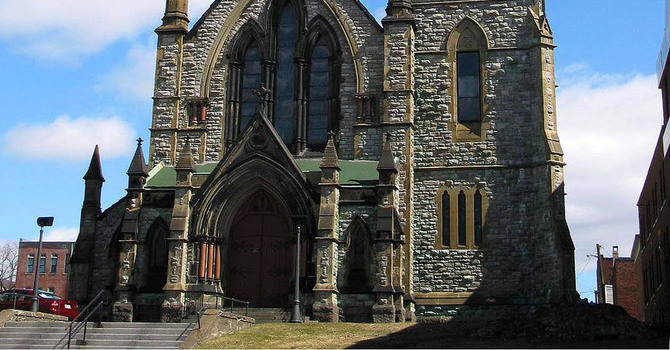 Trinity Church, Saint John