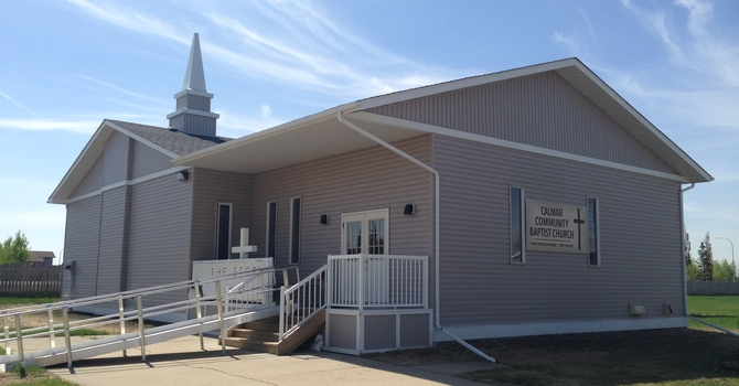 Calmar Community Baptist Church