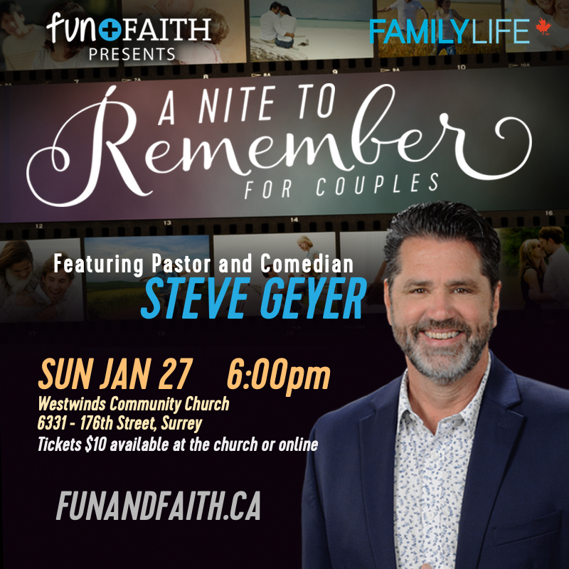 Steve Geyer - A Nite to Remember Part I