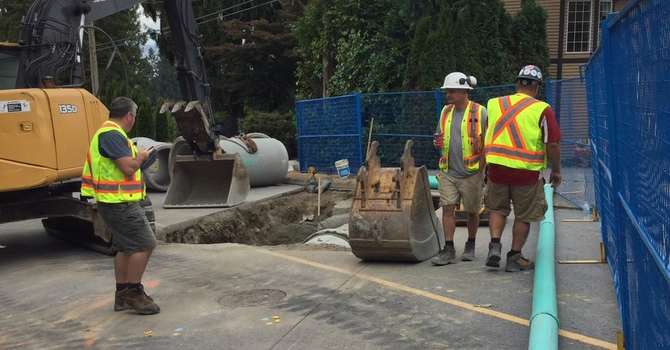 St. George Avenue Culvert Replacement image