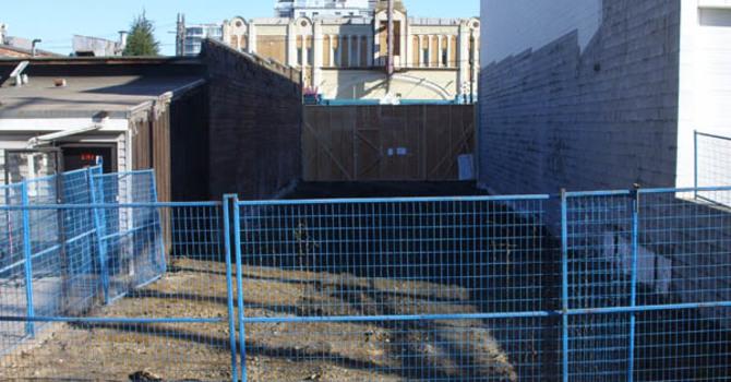 Granville St Demolition image