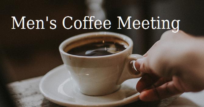 Men's Coffee Meeting