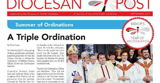 September 2017 Diocesan Post image