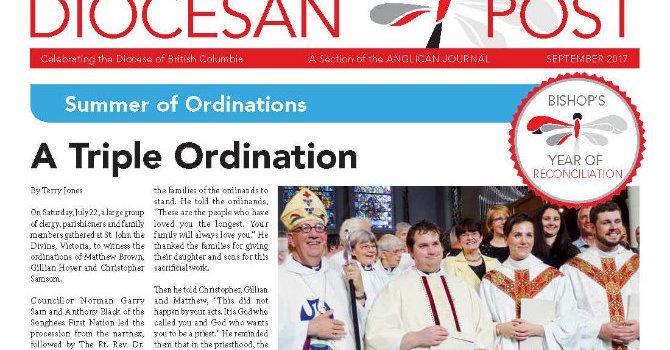 Sept 2017 Diocesan Post