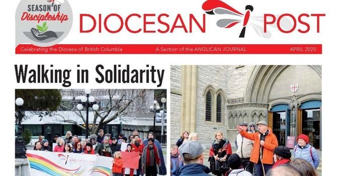 April 2020 Diocesan Post image
