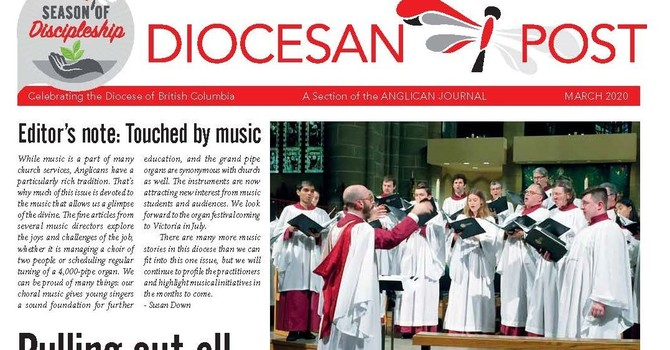 March 2020 Diocesan Post