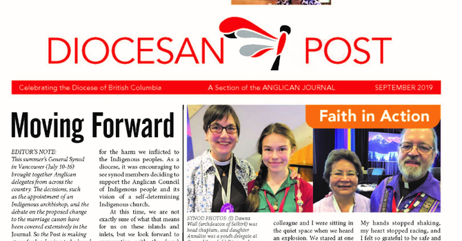 September 2019 Diocesan Post image