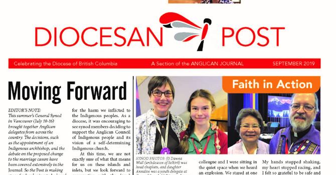 Sept 2019 Diocesan Post image