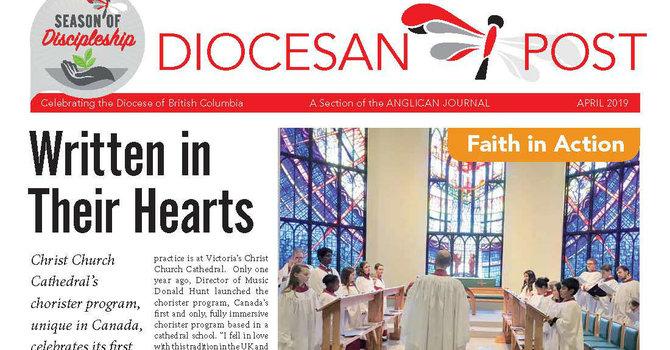 April 2019 Diocesan Post