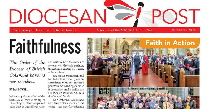 December 2018 Diocesan Post image