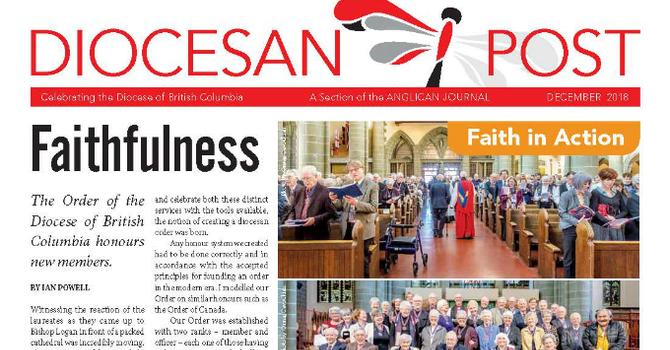 December 2018 Diocesan Post