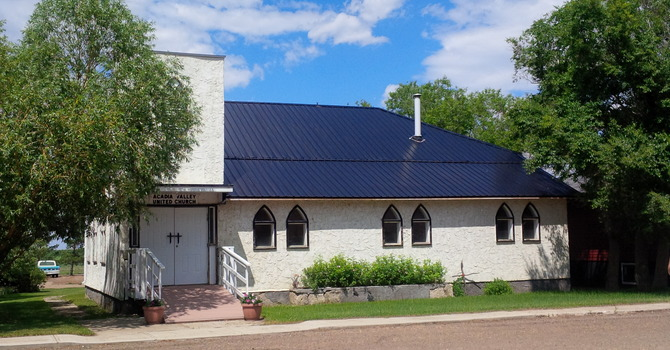 Acadia Valley United Church