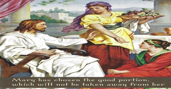Worship Service Bulletin - Sixth Sunday After Pentecost image