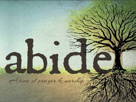ABIDE - An evening of Prayer & Worship