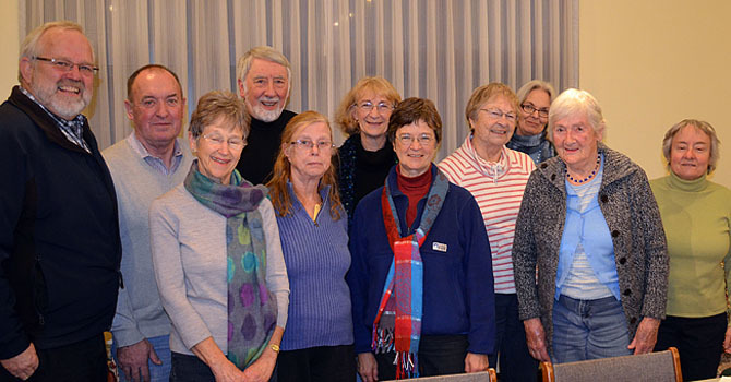Refugee Support Group