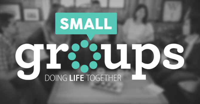 Small Groups!