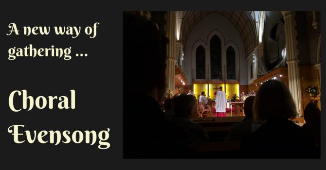 Choral Evensong - September 6, 2020