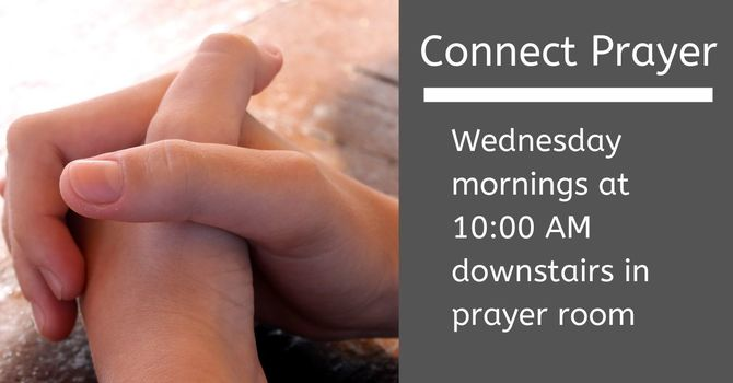 Connect Prayer