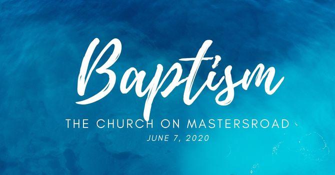 Baptisms (2nd Service) image