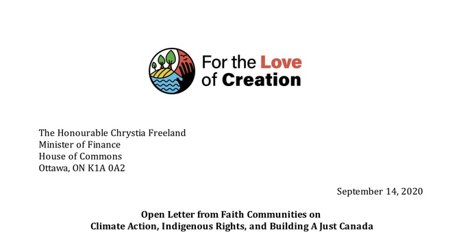 For the Love of Creation image