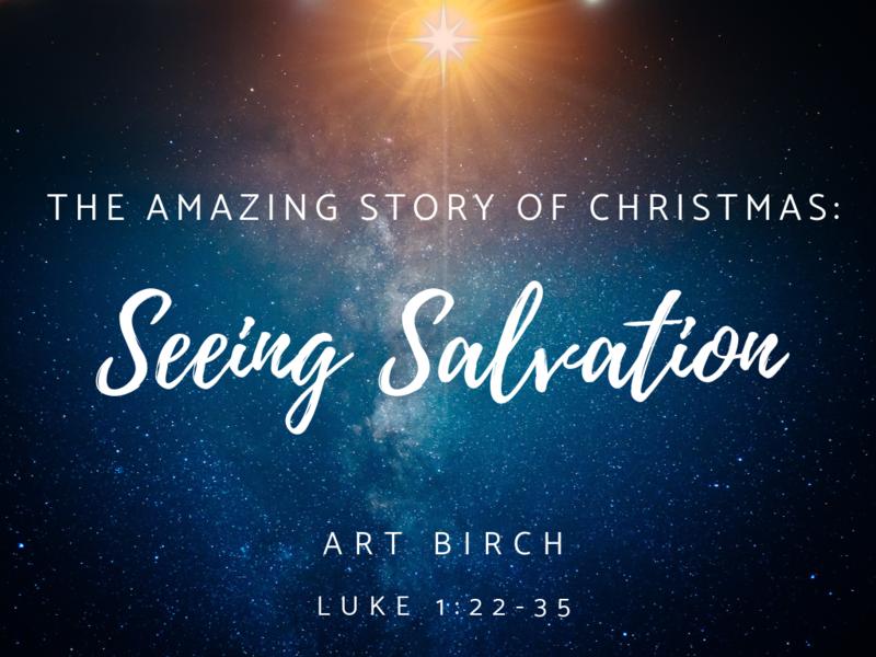 Seeing Salvation
