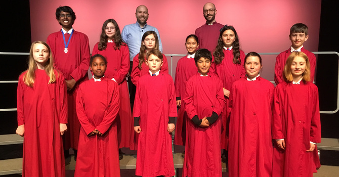 Choral Evensong with Young Choristers