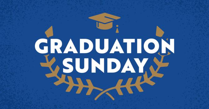 Graduation Sunday 2020 image