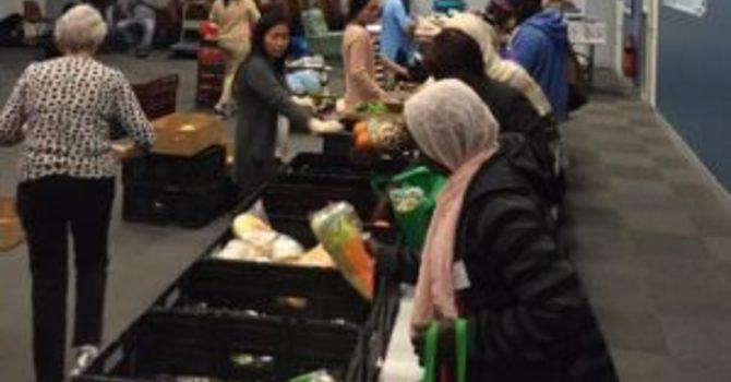 Hands & Feet Food Distribution