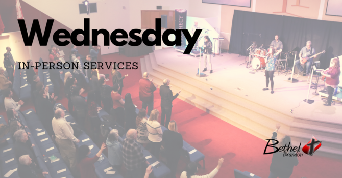 Wednesday In-Person Services